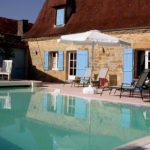 La Grange du Mas Les Eyzies Périgord Noir gîte location piscine