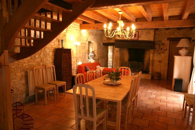 La Grange du Mas Les Eyzies Périgord Noir gîte location