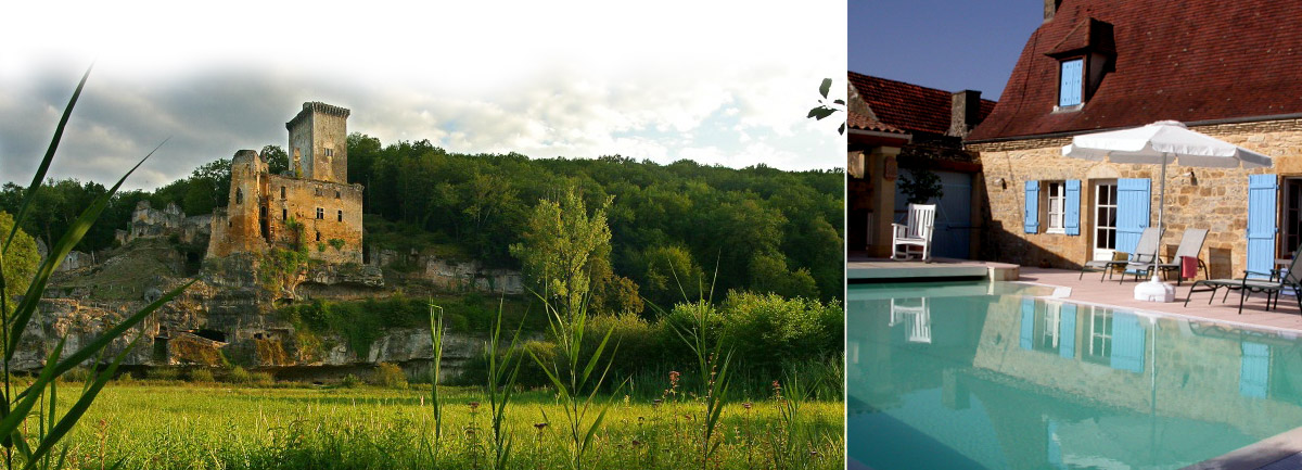 Gîte location de vacances La Grange du Mas Les Eyzies Périgord Noir